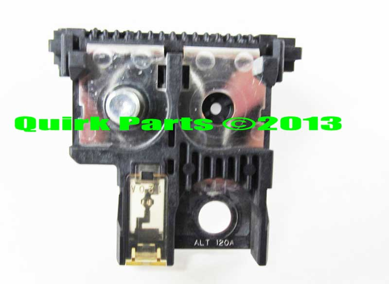 24380 79912 d nissan altima murano maxima positive charge battery fuse block 1999 nissan maxima fuse box diagram at alyssarenee.co