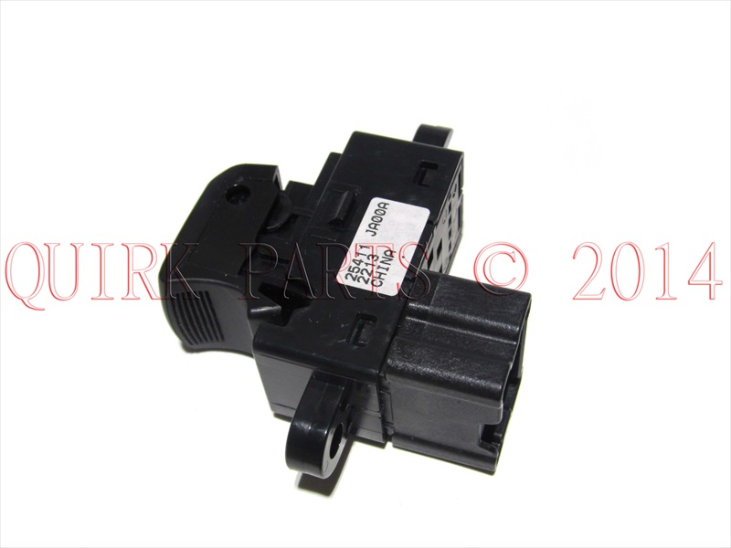 2007 2014 nissan altima maxima quest rear right power for 2000 nissan quest power window switch