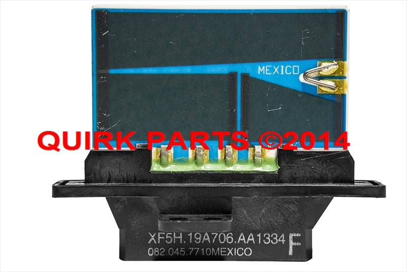 2000 2002 nissan quest blower motor resistor genuine oem for Nissan quest blower motor resistor