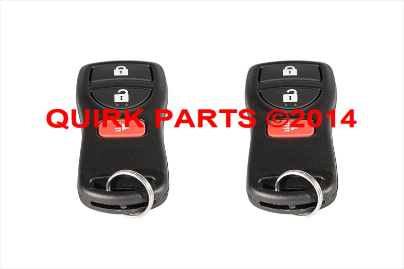 2009 2013 Nissan Titan Pathfinder More Keyless Entry