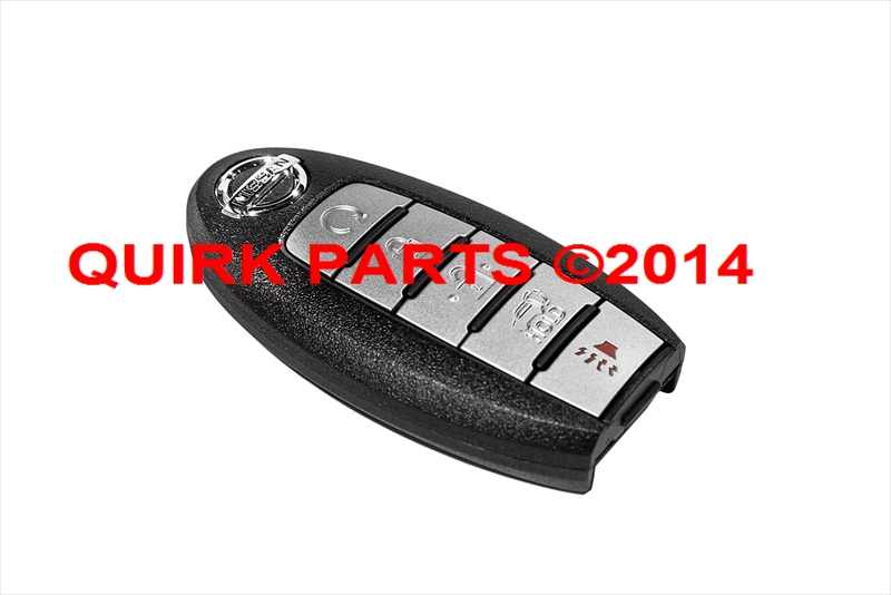 Nissan intelligent key keyless entry