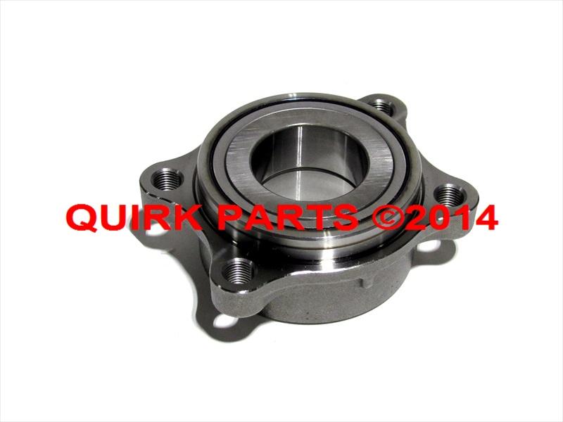 43210AL505 Genuine Nissan A BRG RR WHEEL 43210-AL505