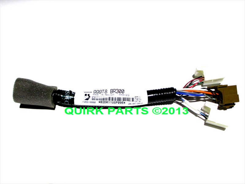 2016 Nissan Frontier Trailer Wiring Harness 7 Pin
