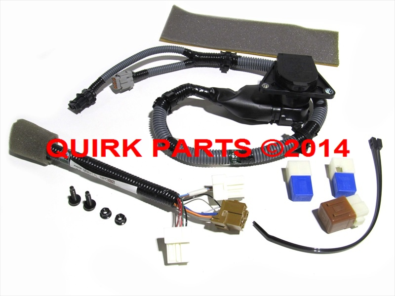 Nissan Titan Towing Wiring Harness : Nissan frontier pin wiring harness get free image