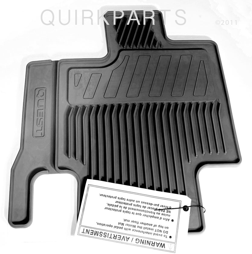 2011 2014 Nissan Quest Grey All Season Weather Rubber