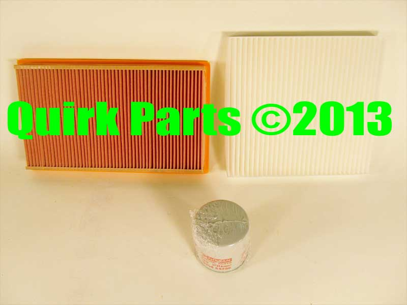 2002 2006 nissan altima 3 5l 6 cyl tune up kit air oil. Black Bedroom Furniture Sets. Home Design Ideas