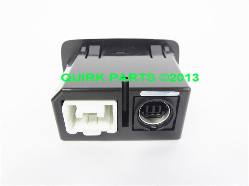 2010 2012 Subaru Legacy Outback 2012 Subaru Impreza Auxillary USB Jack New