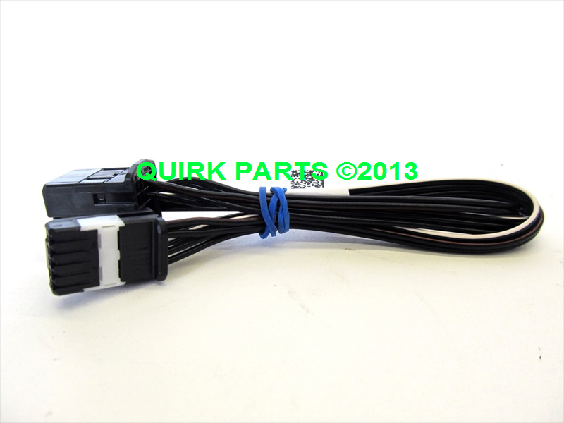 2014 Subaru Forester Auto Dim Mirror Compass  U0026 Homelink Wire Harness Oem New