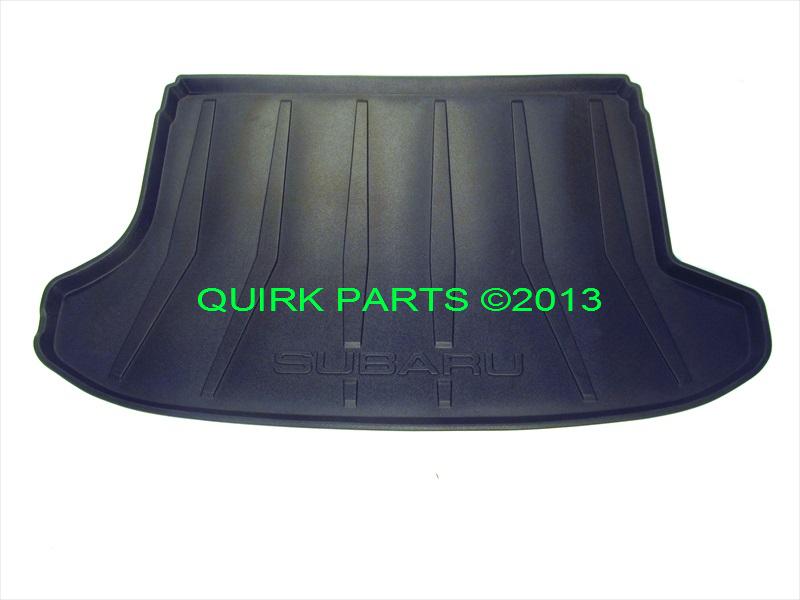 Find 2013 2016 Subaru Brz Rear Trunk Black Cargo Tray Mat
