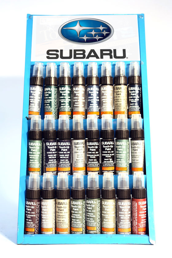 2012 subaru outback touch up paint for outback paint